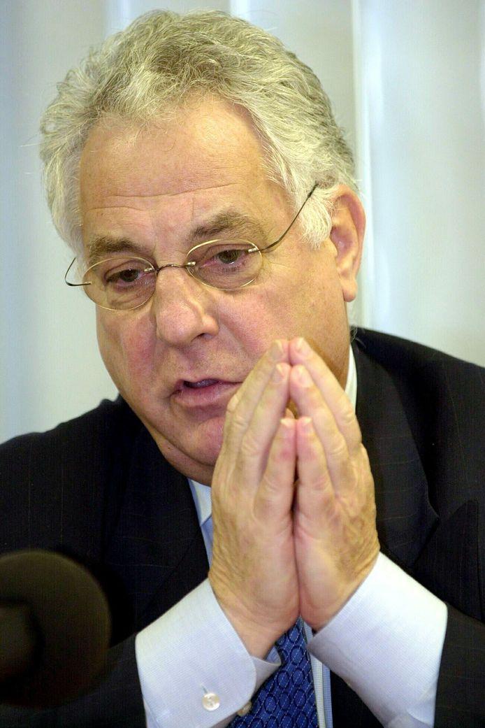 Tony Gram is in Antwerpen vooral bekend als de man achter de tassenmerken Kipling en Delsey.
