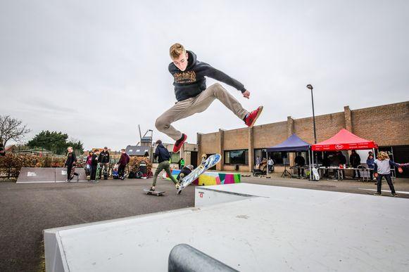 Kortemark skatewedstrijd
