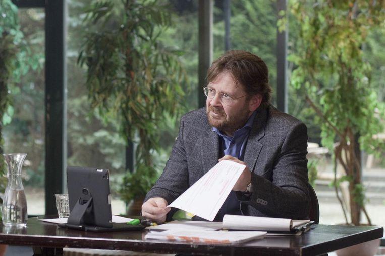 De Rijdende Rechter. Beeld Victor Arnolds