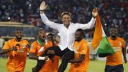 Twee Afrika Cups op drie jaar voor bondscoach Ivoorkust