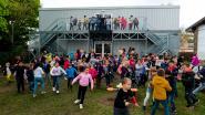 Onderaannemers zetten bouw nieuwe school De Klinker verder