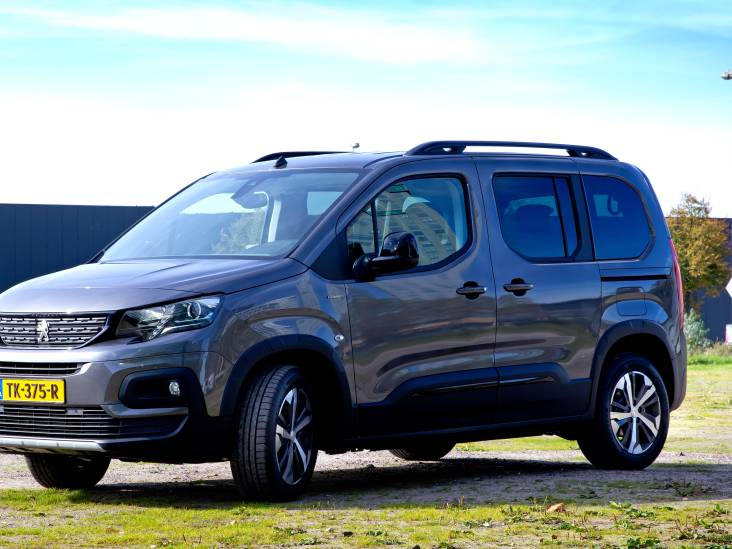 Test Peugeot Rifter: moeizame metamorfose