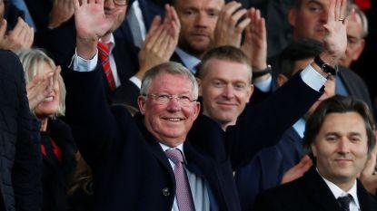 LIVE. Lukaku en Fellaini al snel op voorsprong tegen Wolverhampton -  Alex Ferguson geniet van warme ontvangst