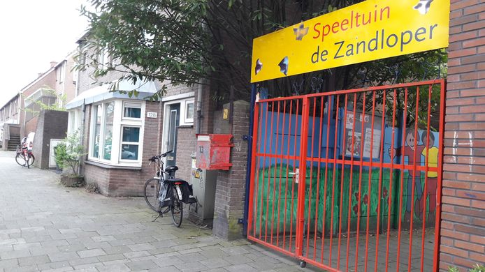 De Zandloper in de Waalstraat