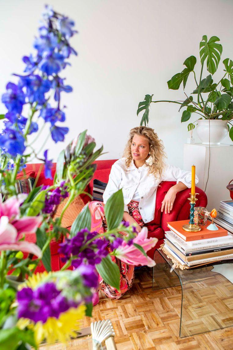 Florine van Rees.  Beeld Henny van Belkom