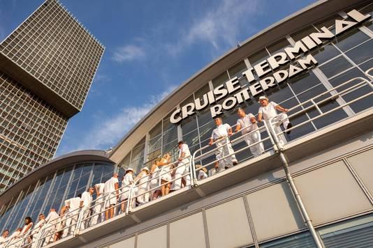 1500 in stijlvol wit geklede smulpapen uit het hele land waren zaterdag aanwezig op dit bijzonder smikkelfeest.