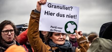 Hoorzitting over granuliet: 'Of wethouder Ans Mol zich gepiepeld voelt door de rijksoverheid?'
