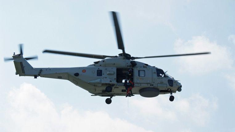 Archiefbeeld van de NH90.