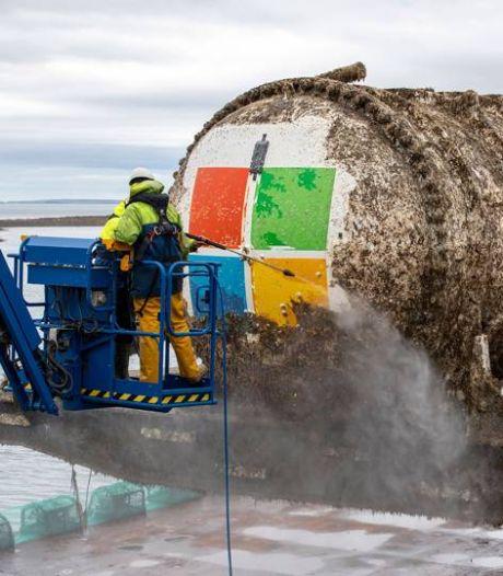Datacenter op zeebodem is acht keer betrouwbaarder dan op het land