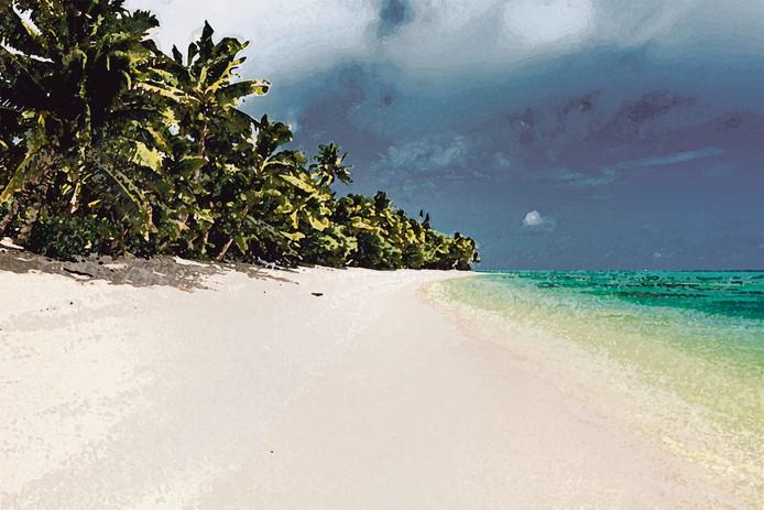 """,,Ik ben zo ontzettend klaar met ziekenhuizen. Ik wil reizen. Naar Polynesië, naar Tonga"""", zei Falco."""