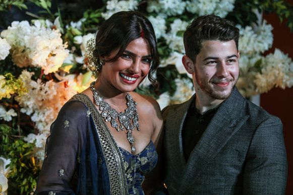 """Priyanka Chopra was eerst niet onder de indruk van Nick Jonas: """"Ik oordeelde te veel op het uiterlijk"""""""