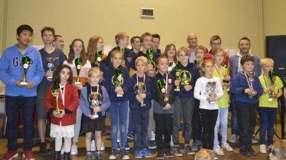 TSM-Schaakklub deelt prijzen uit