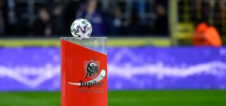 Quelle fin de saison pour le foot belge? Entraînements annulés, la Pro League patiente