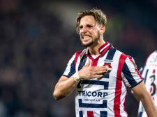 Mexicaanse interesse in Willem II-spits Fran Sol neemt toe