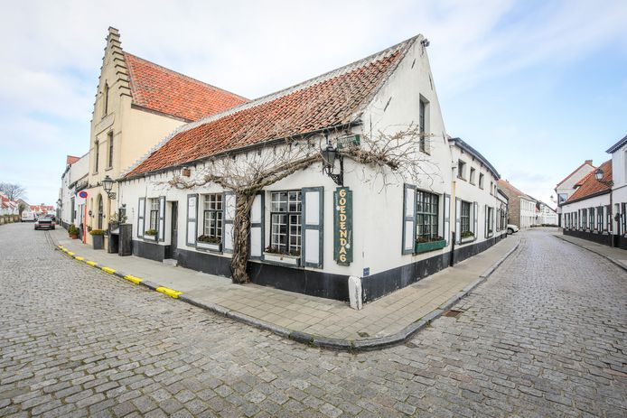 Restaurant Goedendag uit Lissewege stelt de mogelijkheid ter beschikking om iemand uit de zorgsector te trakteren