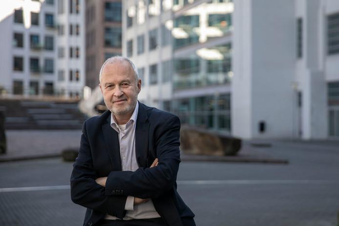 Hoofd programmamanagement Remco Reisinger van Stimulus in Eindhoven