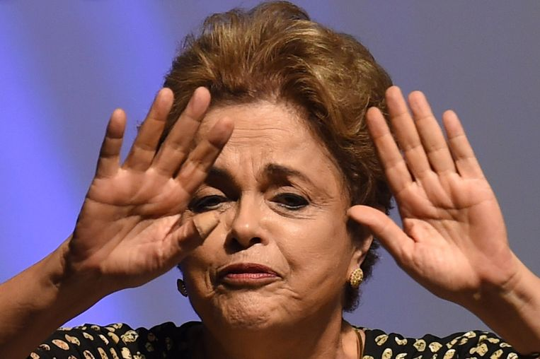 President Dilma Rousseff.