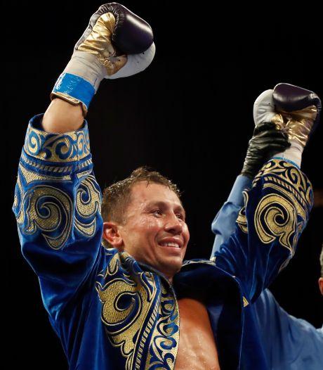Gennady Golovkin vestigt opmerkelijk record in slopend gevecht met Kamil Szeremeta
