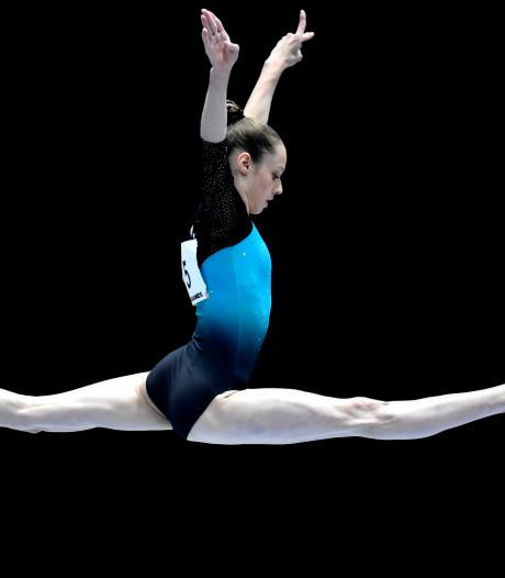 Papendrechtse turnster Naomi Visser na nationaal succes actief op Europese Spelen