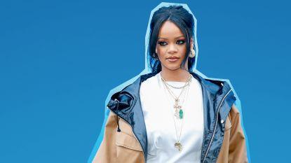 Rihanna schrijft geschiedenis met nieuwe Vogue-cover
