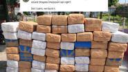 """Politie: """"Iemand 590 kilo drugs kwijt? Geen paniek. Neem gewoon contact op"""""""