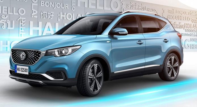 Mg Keert In 2019 Terug In Europa Als Puur Elektrisch Merk Auto Ad Nl