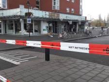 Plofkraak in Reeshof Tilburg: twee woningen ontruimd en gebied rondom bank afgezet