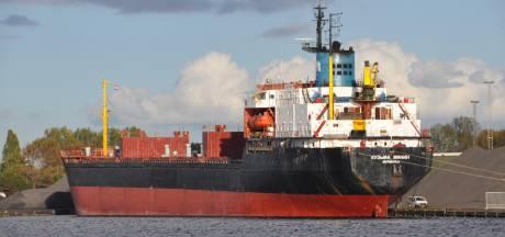 Kapitein weigert voedsel voor bemanning Russisch schip in Terneuzen, inspecteur: 'Toestand aan boord is ernstig'