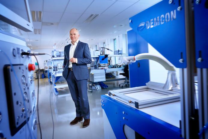 Demcon-directeur Dennis Schipper.