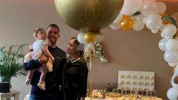 Nog niet geboren, wel al een keer of drie gevierd: steeds meer Vlamingen houden zoals Toby Alderweireld 'gender reveal party'