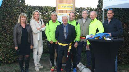 Vinderhoute opent nieuwe 'loopomloop'