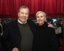 Arnold Willems met zijn echtgenote.
