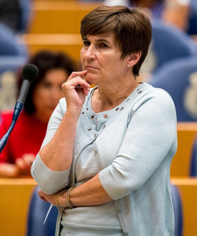 PvdA-Kamerlid Lilianne Ploumen Beeld ANP