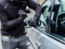 Helft auto-inbraken gepleegd in slechts 15 gemeenten waaronder Eindhoven en Breda