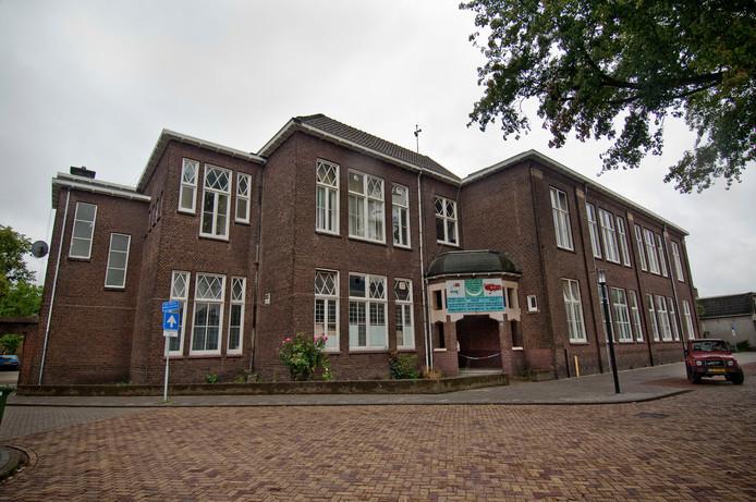 De Ayasofya-moskee aan de Willem de Clercqstraat.