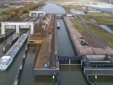 Prinses Beatrixsluis Nieuwegein volledig in gebruik na uitbreiding