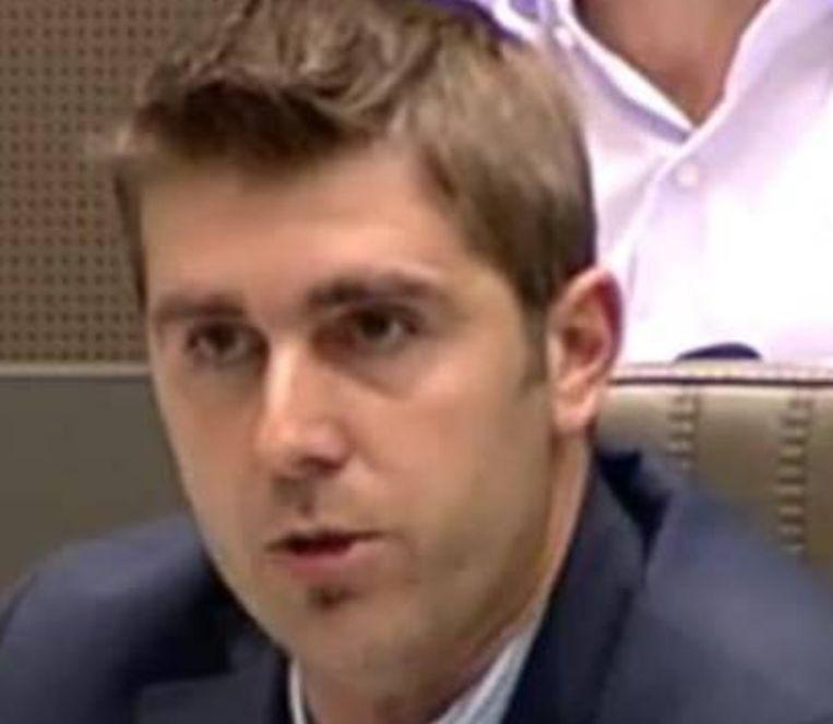 Vlaams parlementslid Bert Moyaers (sp.a).
