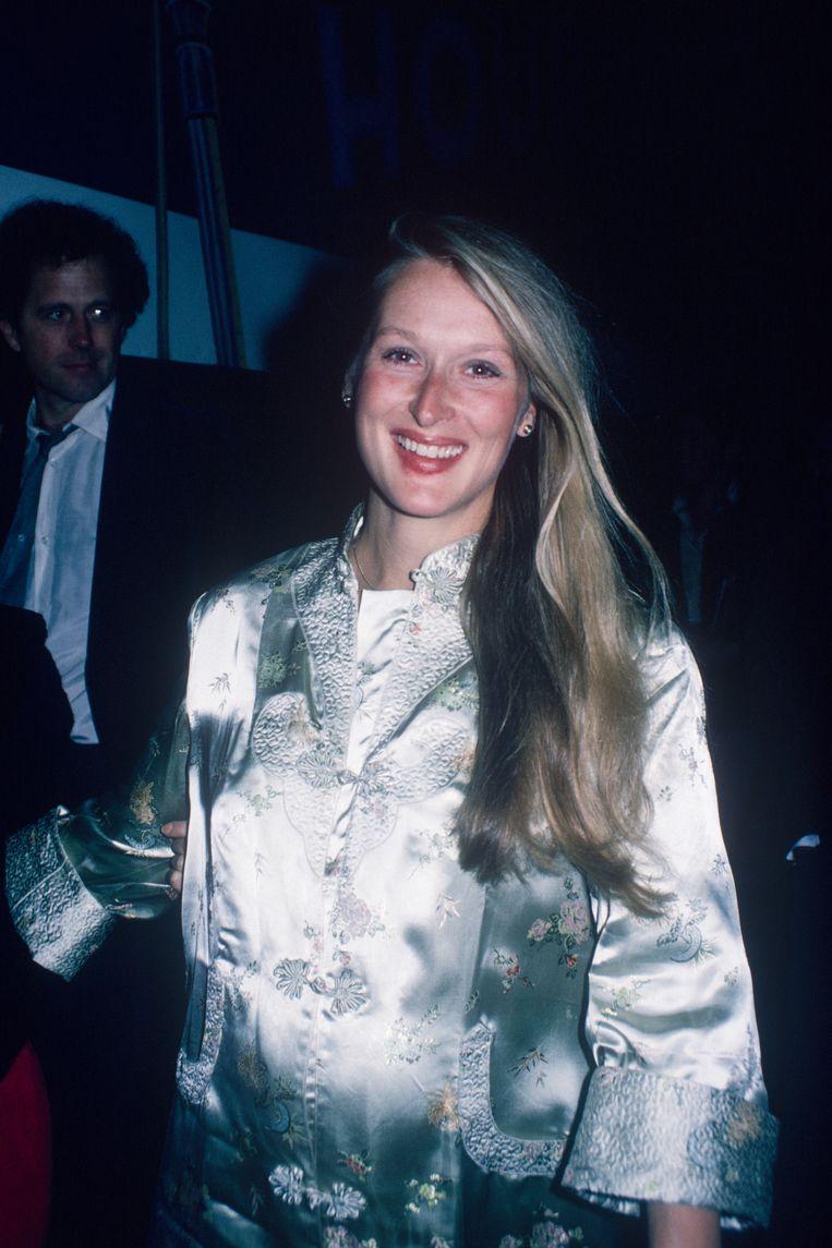 In 1970, zwanger. Beeld Getty Images