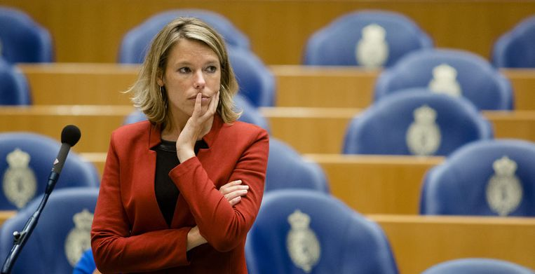 PvdA-Kamerlid Lea Bouwmeester Beeld anp