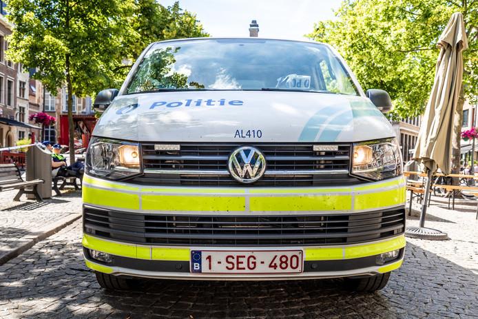 Illustratiebeeld: De Antwerpse politie.