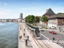 Les premiers rails du tram seront posés la semaine prochaine