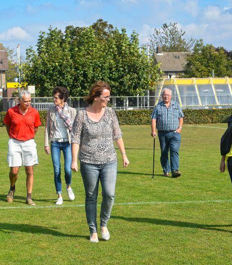Tennisplan zaait onrust in Loosbroek, het klapt zelfs binnen families