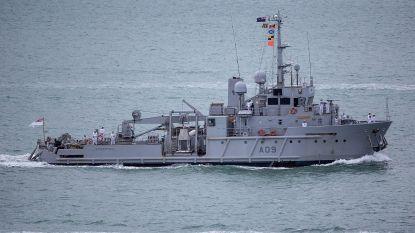 Australisch koppel koopt marineschip voor missie naar lekkende scheepswrakken