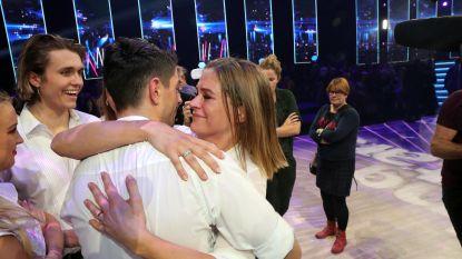 'Dancing with the Stars' Karen mist halve finale