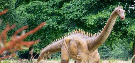 'Dinodam' begroet tienduizendste bezoeker