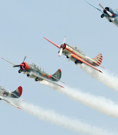 Vliegshow maakt Volkel in de Wolken uniek, 'braderie' blijft