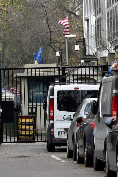 """Il voulait attaquer Bruxelles cette semaine: """"Je vais percuter l'ambassade en voiture"""""""