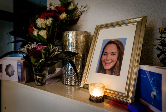 Dascha Graafsma kwam in 2015 om het leven na een avondje stappen.