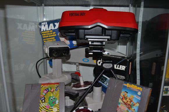 Enkele oude consoles