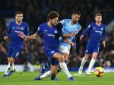 Chelsea deelt harde tik uit aan Manchester City
